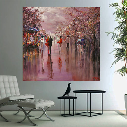 Paintings by Atoosa